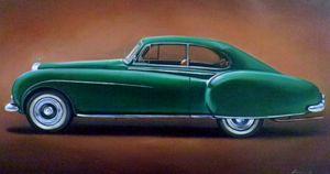 2.4. Bentley 'R' Type Continental