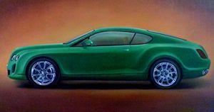 2.6. Bentley Continental GT