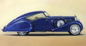 1.3. Rolls Royce Phantom III Aero Co - Hamilton-Walker Art