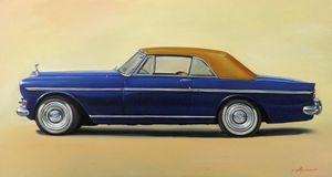 1.4 Rolls Royce Silver Cloud111 DHC - Hamilton-Walker Art