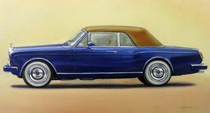 1.5 Rolls Royce Corniche Convertible - Hamilton-Walker Art