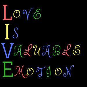 Love is Living - DougieArts