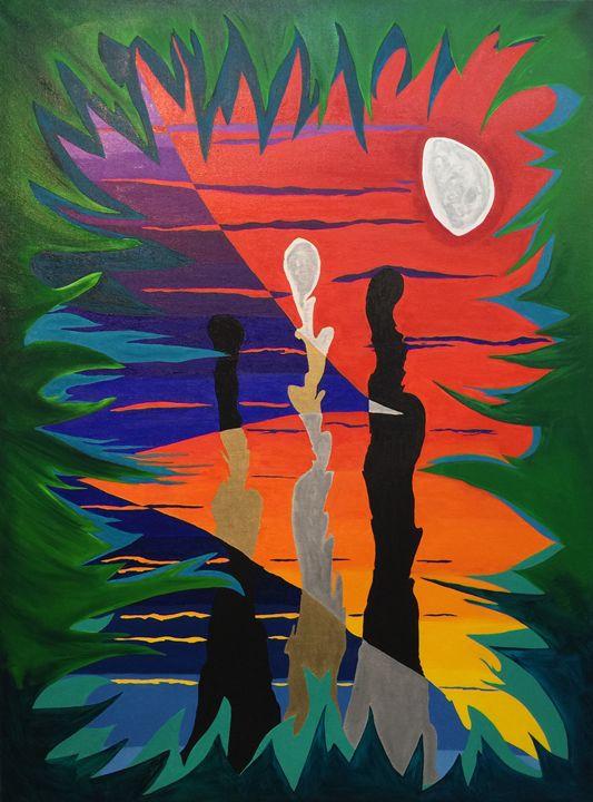 Night & Day - Lisa Zilker