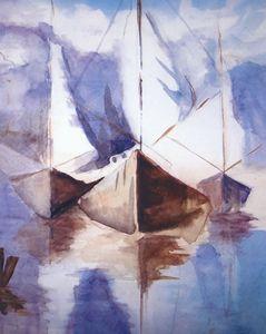 Sailing on Long Island