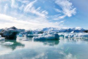 Glacier Dreamscape