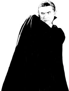 Bela as Dracula