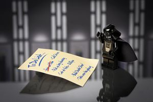 Vader's To Do List