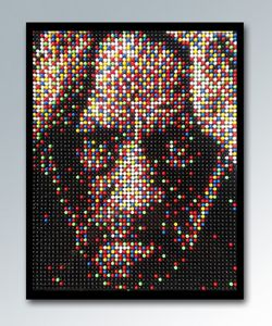 Danny Trejo Portrait, Machete