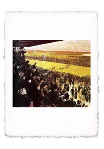 De Nittis - The Races at Longcha... - ExpoitalyArt
