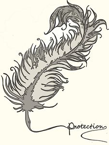 Feather Tattoo 1
