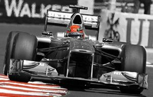 Michael Schumacher 'Legend'