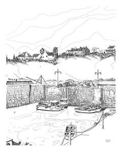 Crail Harbour, Scotland