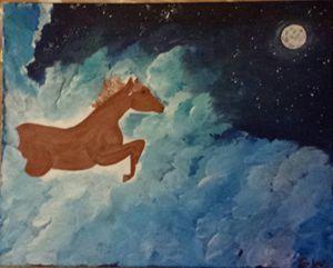 cheryls horse