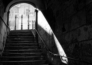 Steps of Bath