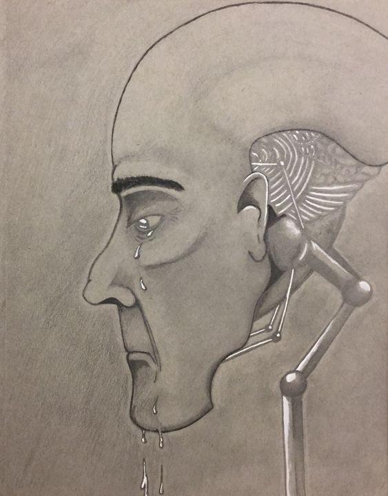 """Mechanical Tears"" - Robert W. Kerr"