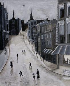 London Street Norwich