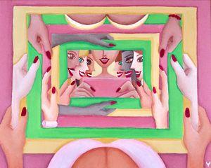 Pink paper - YUKA