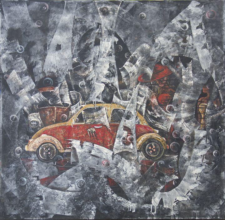 Volkswagen - Widaya Art Gallery