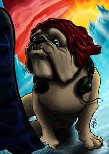 The Shredster - Chris Jenkins Illustrations