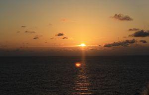 Central Sunset