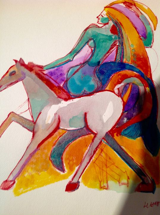 Lady Godiva - The untitled and unknown