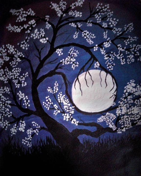 Cherry Blossoms - Gaylynns Art