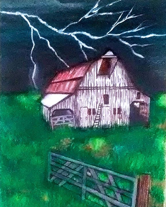 The Old Barn - Gaylynns Art