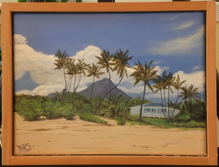 Kauai Beach House - WSanders Gallery
