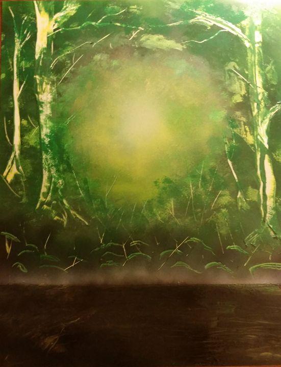 Lost Lagoon - Aether Art