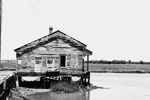 Old Navy Dock w/House