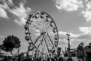 State Fair Ferris Wheel