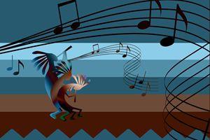Kokopelli Southwest Music