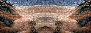 Southwest Mosaic Landscape Panel
