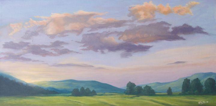 Grove sunset - JayMcD Artwork