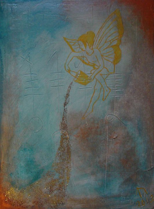 The fairy of good sleep - Linda Ursin