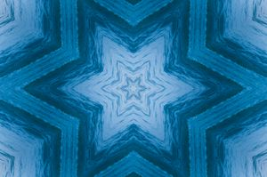 Blue Color Stars