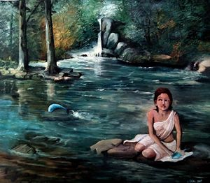 Nature and Woman
