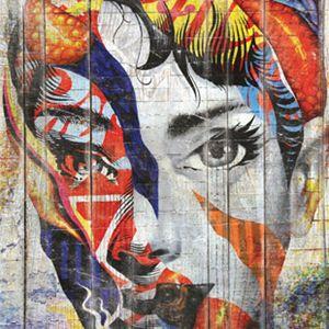 Tableau de street art