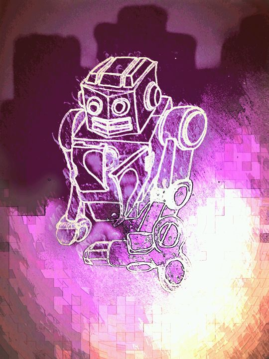 Love-Bot - Tharek Ali Mokbul