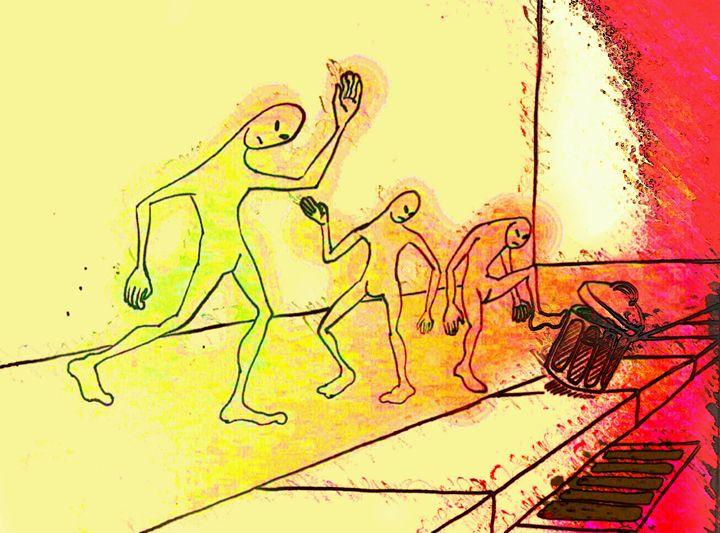 Illegal Aliens - Tharek Ali Mokbul