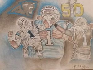 Cam Newton SuperBowl 50