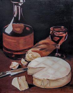Wine & Cheese indulgence
