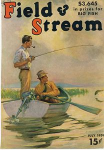 Field and Stream July 1939