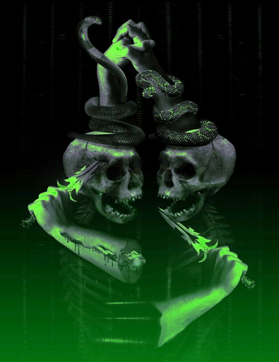 verde venom - oneoftheclan