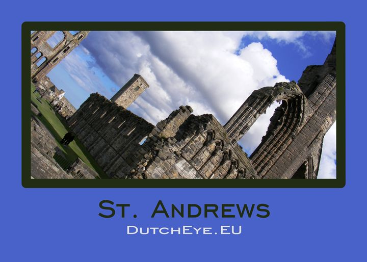 St. Andrews - B - DutchEye.EU