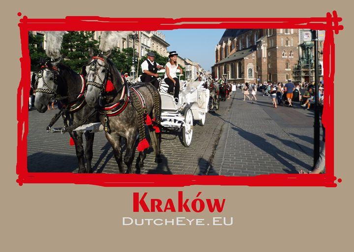 Krakow taxi - S - DutchEye.EU