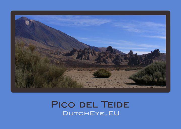 Pico del Teide - B - DutchEye.EU