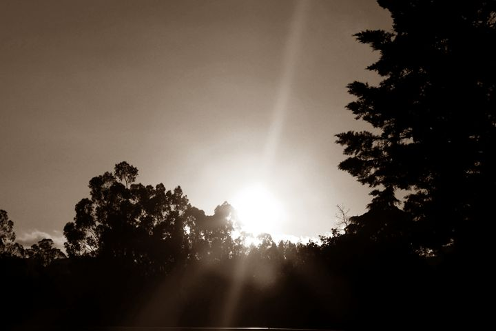 Fatima sunset - C - DutchEye.EU