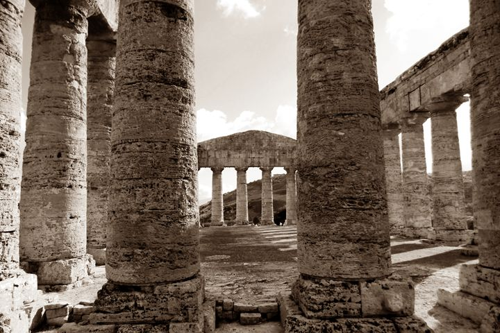Segesta temple - C - DutchEye.EU