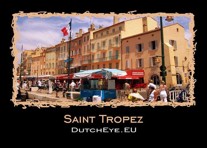 Saint Tropez - Z - DutchEye.EU